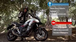 10. Motosx1000: Test Honda CB500X