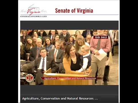 Raw Milk, Herd Shares Debate In Virginia Senate Committee Is No Bull! (2/2/18)