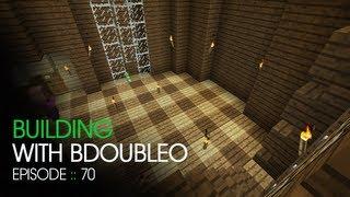Minecraft Building with BdoubleO - Episode 70 - A shop for precious