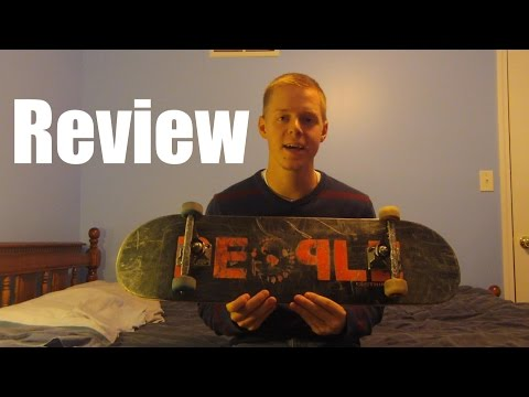 People Clothing Co. SKATEBOARD REVIEW