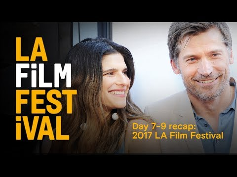 2017 LA Film Festival Day 7-9: TWO FOUR SIX   LIVING ON SOUL   EVERYTHING BEAUTIFUL IS FAR AWAY (видео)