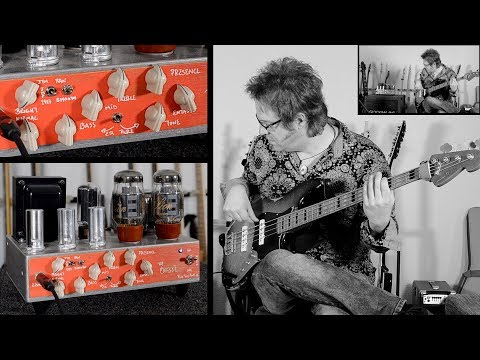 Pure Tone Amps - The Offset