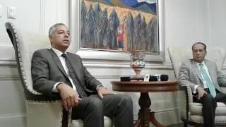MH entrega al Senado proyecto recomposición Presupuesto 2016 por más RD$10MM