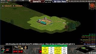 4vs4 Random | GameTV vs Sài Gòn New | Ngày: 05-09-2018. BLV: Hải MariO