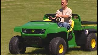 6. John Deere Traditional Gator Utility Vehicle Safety Video (Francais)