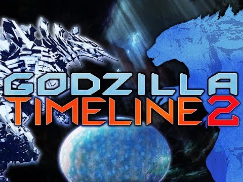 Anime GODZILLA Timeline Part 2 (Project Mechagodzilla) 【wikizilla.org】