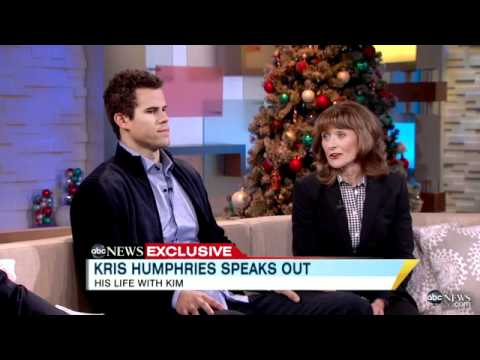 humphries - NBA star discusses time with Kim Kardashian in first TV interview since split. For a related story click here: http://abcn.ws/tnnAlT.