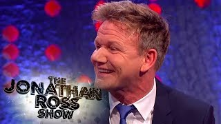 Video Gordon Ramsay On Pranking His Daughter During Her First Driving Lesson - The Jonathan Ross Show MP3, 3GP, MP4, WEBM, AVI, FLV Mei 2019