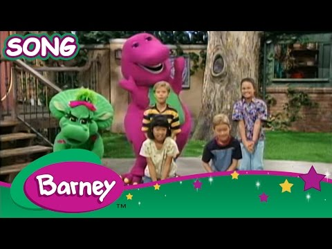 Barney: The Elephant Song
