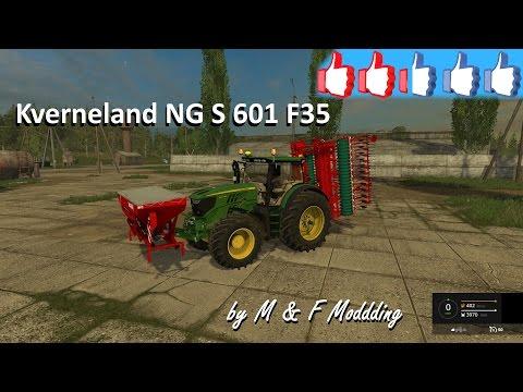 KVERNELAND NG S 601 F35 v2