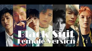 Video Super Junior - Black Suit [Female Version] MP3, 3GP, MP4, WEBM, AVI, FLV Juli 2018