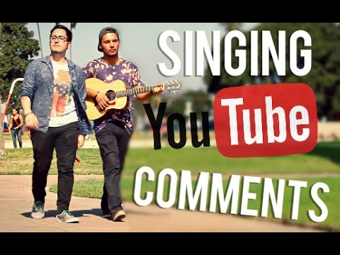 Singing - My friends channel: http://full.sc/1yViuEO his twitter: @The_Undergrad_ should this be on iTunes? This video is a little different, yes. Thank you to everyone who commented, you're comments...