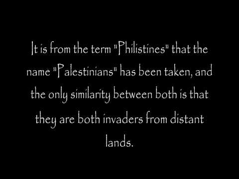 Palestinians - Sources: Myths, Hypotheses and Facts Concerning the Origin of Peoples -In times of deceit, speaking the truth is a revolutionary act. -We did not start the w...