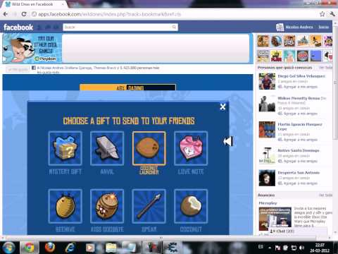 hack de desbaneo wild ones con cheat engine 2012