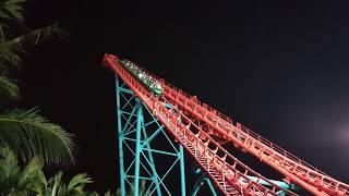 Video Al Shallal Theme Park Jeddah Roller Coaster Ride MP3, 3GP, MP4, WEBM, AVI, FLV Juli 2018