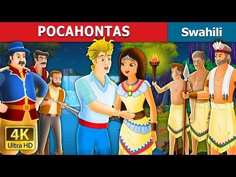 POCAHONTAS | Hadithi za Kiswahili | Swahili Fairy Tales