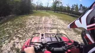 5. Yamaha Grizzly 660 review and ride!
