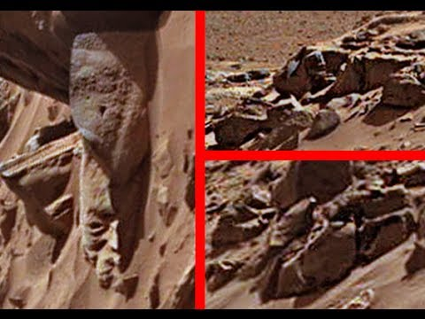 Observing photos of Mars – Artifacts and Anomalies? – signs of Ancient Civilizations? 2014 HD