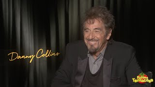 Al Pacino of Danny Collins Sings The Star Spangled Banner