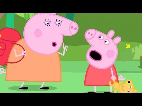 Peppa Pig en Español - ¡Jardinería con Peppa! - Dibujos Animados