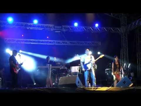 Sky Root's em Cairu Bahia show de reggae