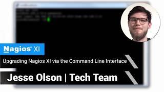 Upgrading Nagios XI via the Command Line