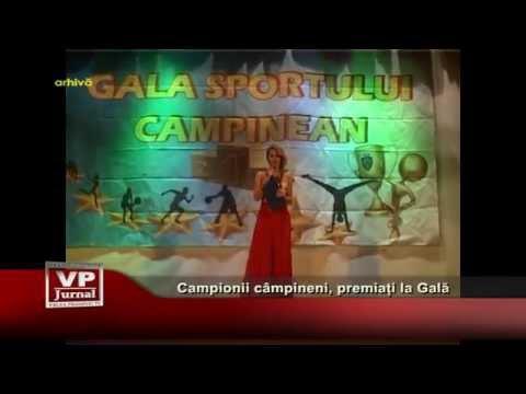 Campionii campineni, premiati la Gala