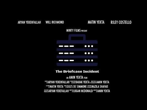 The Briefcase Incident (AKA Runaway) I Crime Short Film