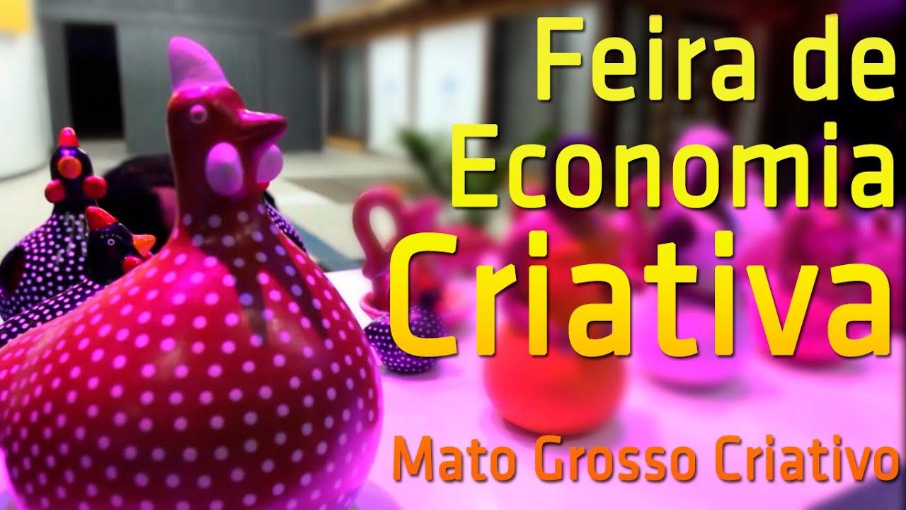 Feira de Economia Criativa - Mato Grosso Criativo