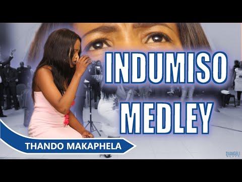 Women In Praise(Thando Makhaphela) | Indumiso Medley