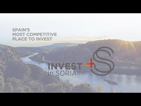Vídeo promocional de 'Invest in Soria'