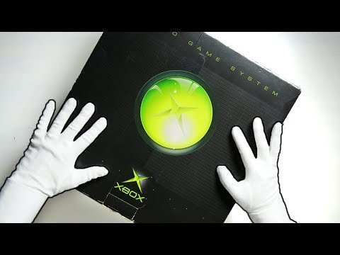 ORIGINAL XBOX UNBOXING! (First Xbox Console) Treyarch First Call of Duty Gameplay