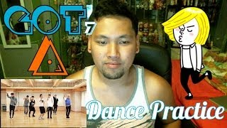Download Lagu Got7 A Dance Practice Reaction [Ejax] Mp3