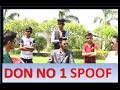 | Don No.1 Movie Spoof | Nagarjuna's Action Dialogue | Tollywood | Action Scene | What's Next? |