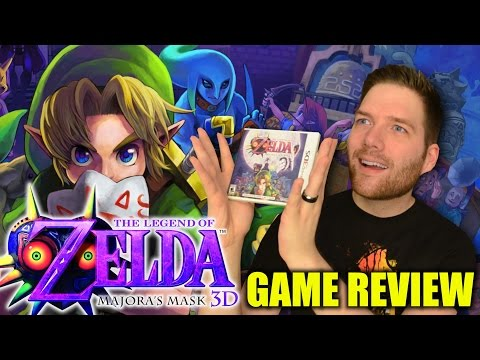 The Legend of Zelda: Majora's Mask 3D – Game Review