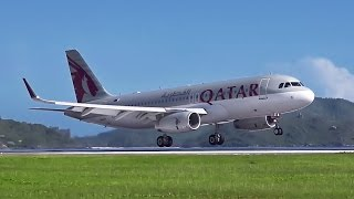 Qatar Airways rounded off its 2016 global route expansion on a high note with the launch of daily flights to the idyllic islands of the Seychelles – the 14th...