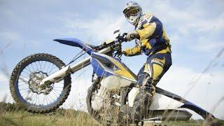 1. Husaberg FE 250 2013 / Bike test review #4
