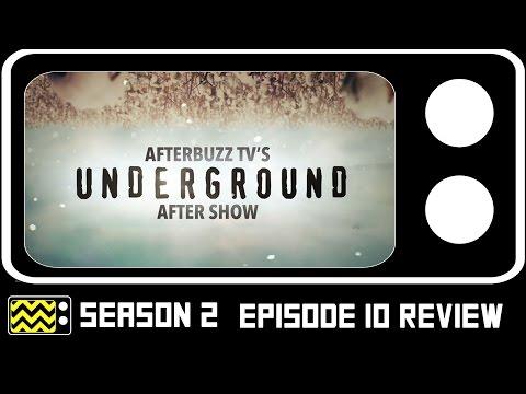 Underground Season 2 Episode 10 Review w/ Karyn Wagner | AfterBuzz TV