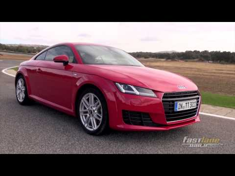 2015 Audi TT Review - Fast Lane Daily