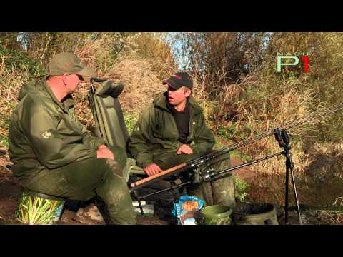 RIVER SEVERN BARBEL FISHING – NASH PEG ONE