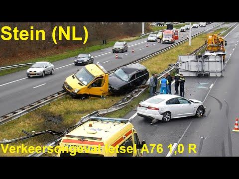 [Stein] VKOL A76 R 1,0 Stein min. 2 auto's 1 aanhangwagen; stremming: