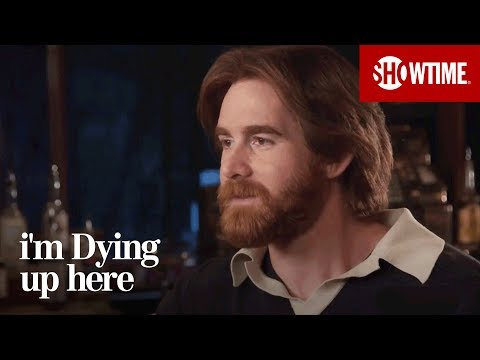 Andrew Santino on Bill | I'm Dying Up Here | Season 1