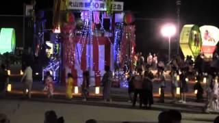 羽黒の夏祭り11・羽黒ねぷた・盆踊り