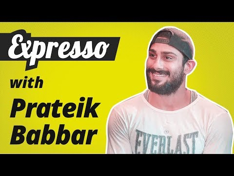 Expresso Ep 9: Prateik Babbar Talks To Priyanka Sinha Jha About Victory In His Battle With Drugs