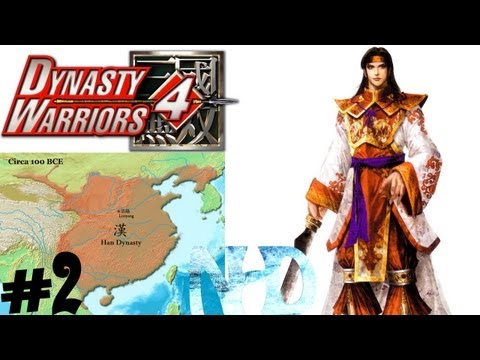 Let's Play Dynasty Warriors 4 Zhou Yu(Hard)Tales The Two Qiaos