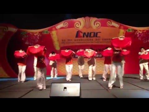霍元甲HUO YUANJIA - CNQC Singapore 2013年会Dinner&Dance-Max Marine博洋物流