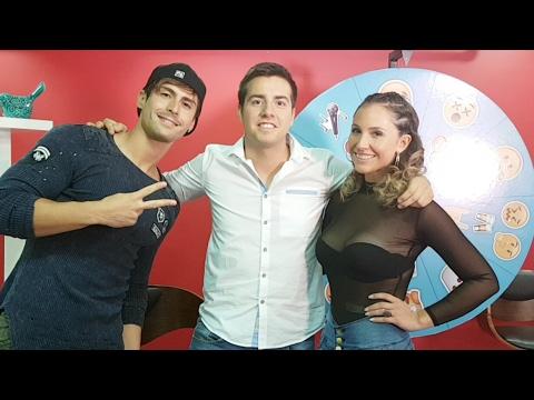 EN VIVO: #JuevesRelax con Ángela y Cristóbal de Doble Tentación