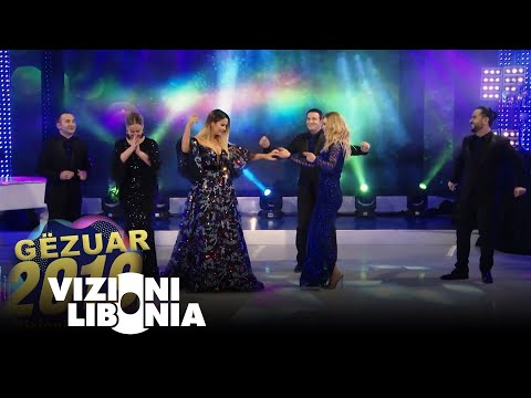 Pro Band ft Shqipja ft Ryva ft Ganja - Potpuri