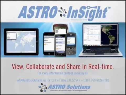 Video of ASTRO InSight 3.3