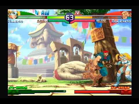 street fighter hentai